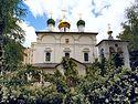 Московская церковь Владимирской иконы Божией Матери