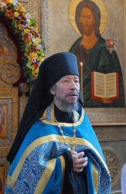 Иеромонах Иов (Гумеров). Фото: Антон Поспелов / Православие.Ru