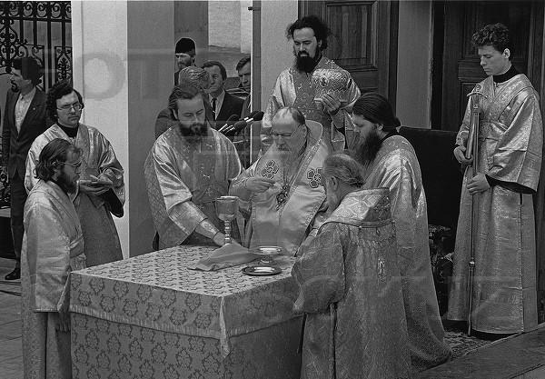 1000 лет крещения Руси. Патриарх Всея Руси Пимен
