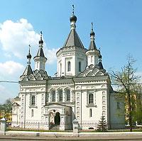 Храм во имя св. Архангела Михаила на Погодинской улице
