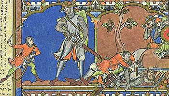 Сражение Давида с Голиафом