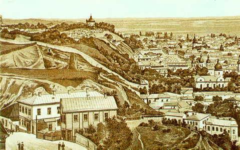 Свято-Вознесенский Флоровский монастырь в Киеве