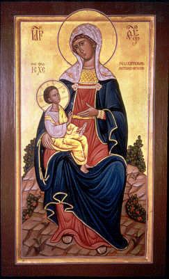 Икона Божией Матери Феликсстоуская