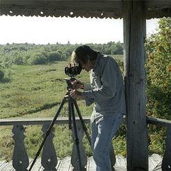 Ричард Дейвис в северной деревне Усть-Яндома