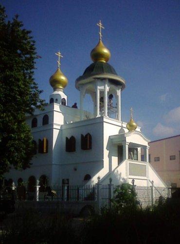 Храм в честь всех Святых в Паттае