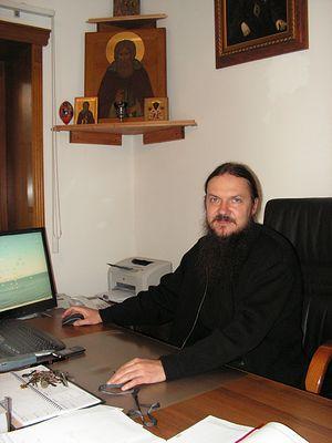 Игумен Иннокентий (Ольховой)