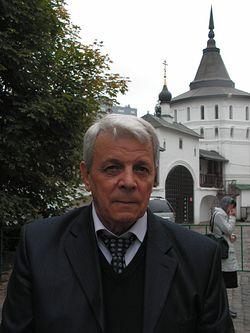 Константин Сергеев, помощник председателя Синодального отдела по взаимодействию с Вооруженными силами