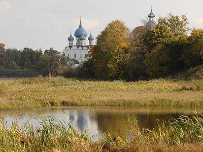 Поездка студентов Сретенской духовной семинарии в Суздаль и Владимир