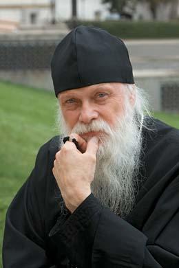 Иеромонах Габриэль Бунге. Фото: Владимир Ештокин