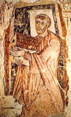 Преподобный Бенедикт Бископ