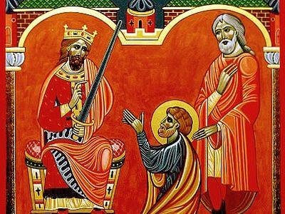 Жития святых настоятелей монастыря в Уирмуте и Ярроу