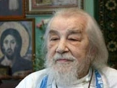 """""""I have seen a holy man."""" On the Repose Day of Archimandrite John (Krestiankin)"""