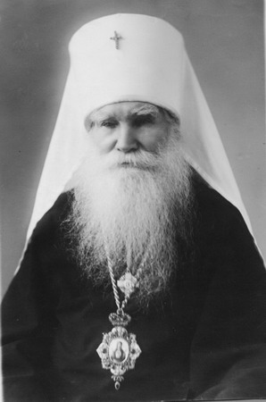 Священноисповедник Николай (Могилевский), митрополит Алма-Атинский и Казахстанский