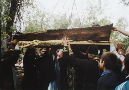 Обретение мощей митрополита Николоая (Могилевского)