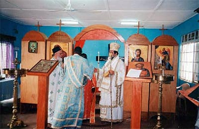 Рукоположение в иерея отца Стефана