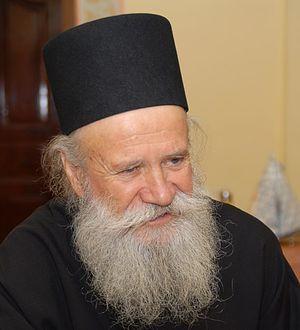 Архимандрит Гавриил. Фото: А.Поспелов / Православие.Ru