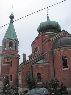 Храм святителя Николая в Штутгарте