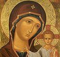 Божественная литургия в Сретенском монастыре в Неделю 4-ю по Пятидесятнице, в день празднования Казанской иконы Божией Матери