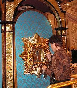 Чудотворная икона Божией Матери «Жировицкая»