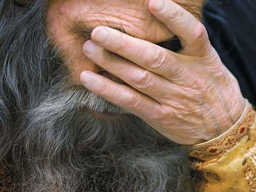 Схиархимандрит Илий (Ноздрин). Фото священника Игоря Палкина