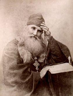 Архимандрит Пимен, настоятель Николо-Угрешского монастыря