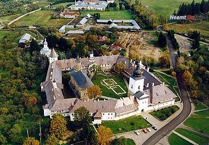 Neamt Monastery, Romania.