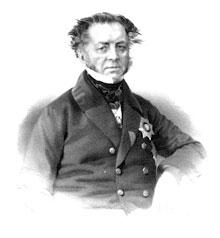 Норов Авраам Сергеевич (1795 - 1869), министр народного просвещения, путешественник и писатель.