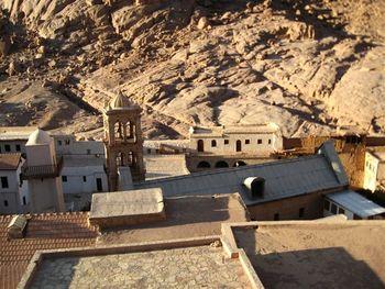 Монастырь великомученицы Екатерины на Синае