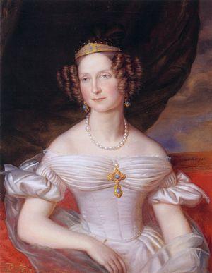 Анна Павловна, королева Нидерландов в 1840-1849 гг.