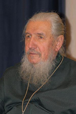 Архимандрит Антоний (Гулиашвили). Фото: Православие.Ru