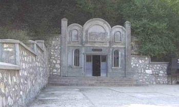 St. Andrew's Cave, Romania.