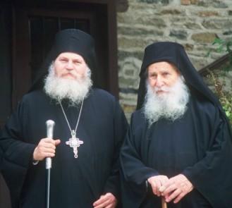 Игумен Ефрем и старец Иосиф (+2008)