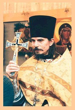Archpriest Alexander Shargunov