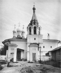 Церковь Рождества Христова в Палашах