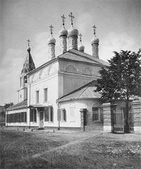 Храм Рождества Христова в с.Кудрино