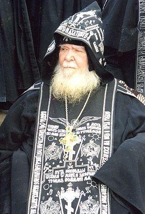 Схиархимандрит Симеон (Нестеренко)