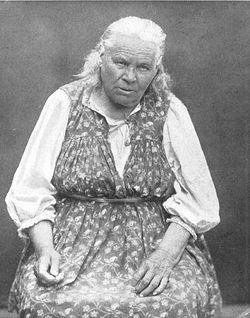 Blessed Prascovia Ivanovna.