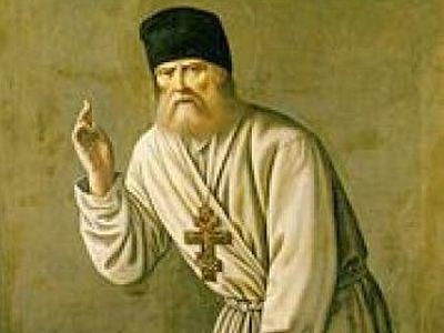 Беседа преподобного Серафима с Николаем Мотовиловым о стяжании Святого Духа