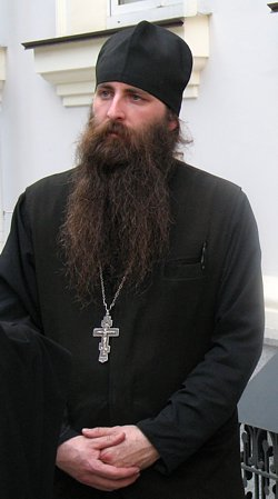 Иеромонах Александр (скит Воздвижения Креста Господня, США)