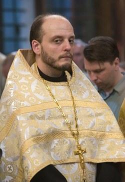 Священник Серафим Ган, личный секретарь митрополита Восточно-Американского и Нью-Йоркского Лавра