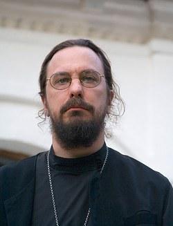 Священник Виктор Болдевскуль, настоятель Богоявленского прихода в Бостоне (США)