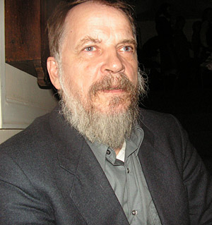 Алексей Николаевич Смирнов, староста Патриаршего подворья храма Успения Пресвятой Богородицы в с. Мышкине