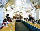 Пресс-конференция, посвященная итогам работы Архиерейского Собора, прошла в Храме Христа Спасителя