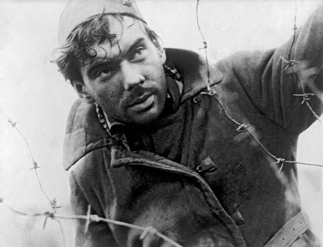 Кадр из фильма «Летят журавли» 1957 г. Фото РИА Новости