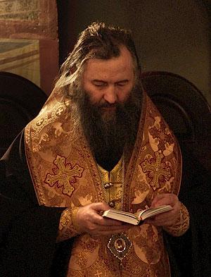 Архиепископ Йошкар-Олинский и Марийский Иоанн