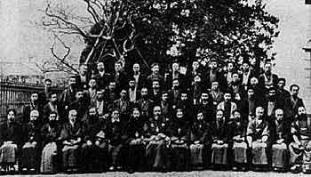 Святитель Николай среди участников Собора