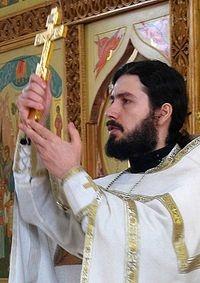 Священник Виталий Шатохин