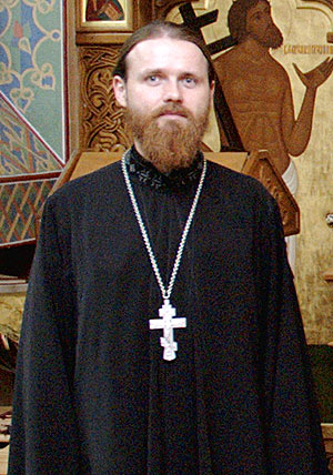 Священник Максим Массалитин