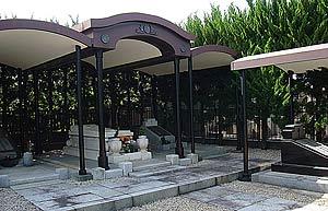 Могила святителя Николая Японского на кладбище Янака / Фото Галины Бесстремянной