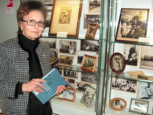 Генеральный директор Благотворительного фонда содействия кадетским корпусам имени Алексея Йордана Ольга Барковец